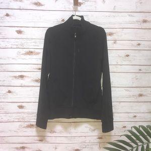 Lululemon Black Zip Up Size Medium